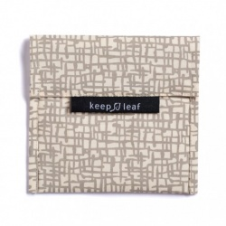 Keep Leaf Large Reusable Baggie - Mesh